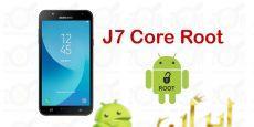 آموزش روت گلکسی J7 Core مدل J701F اندروید 8