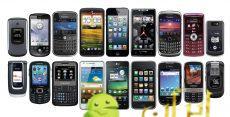 مدل دقیق گوشی و تبلت اندرویدی من چیست؟