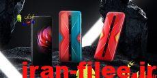 مشخصات گوشی هوشمند RedMagic 5G Eclipse Black