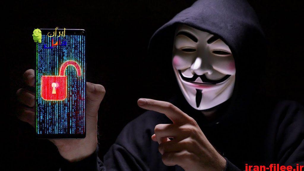 آموزش و نکات جلوگیری از هک شدن گوشی اندرویدی
