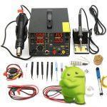 آشنایی با هیتر و تجهیزات و کاربرد های مختلف آن در تعمیرات گوشی های موبایل