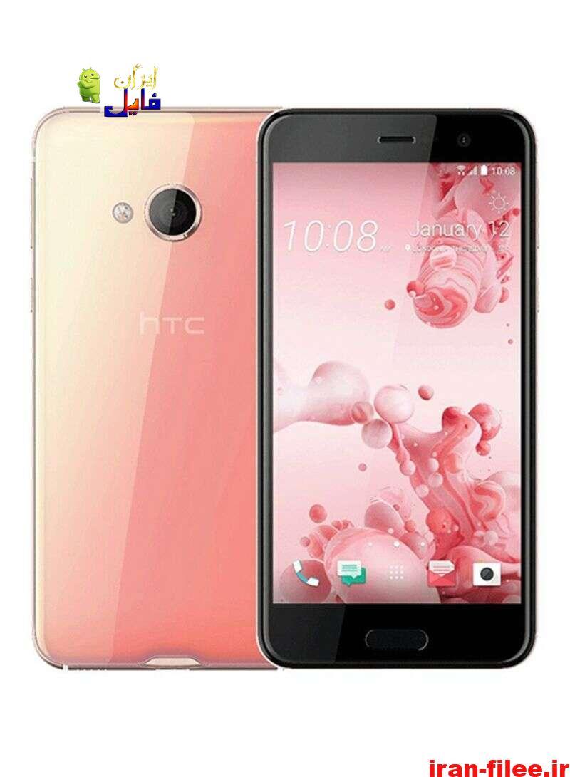 دانلود رام اچ تی سی یو پلی HTC U Play اندروید 6