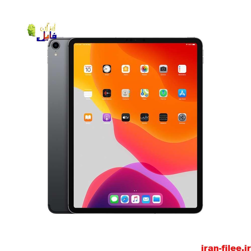 دانلود رام رسمی اپل iPad Pro 4 12.9-inch Cellular نسخه نهایی