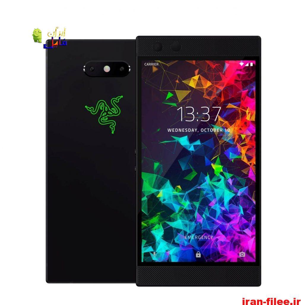 دانلود کاستوم رام ریزر فون 2 Razer Phone اندروید 11
